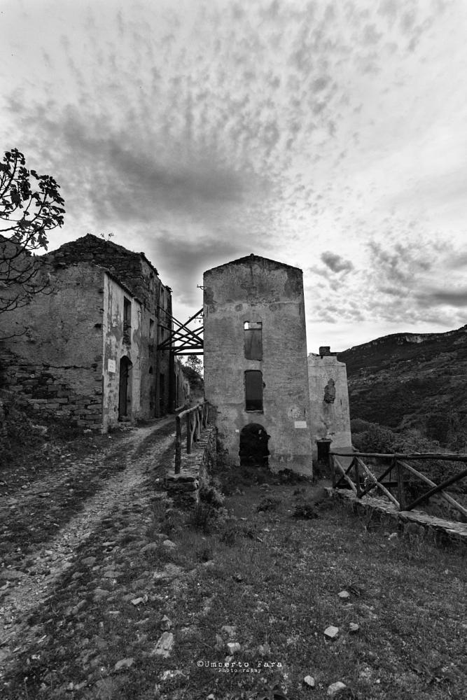 Photo in Landscape #abandoned #urbex #urban #blackandwhite #black&white #landscapes #clouds