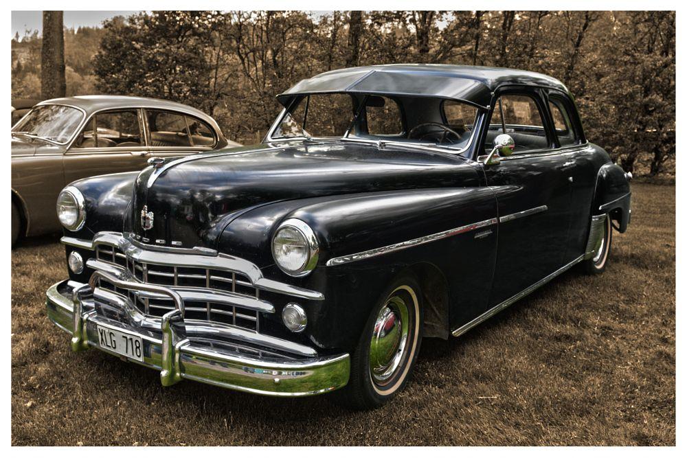 Photo in Vehicle #dodge #mopar #classic car