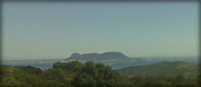 Photo in Landscape #gibraltar #little england #piccolo ingleterra #rock #monkeys #airport #atlantic meets the mediterraen #africa in the background