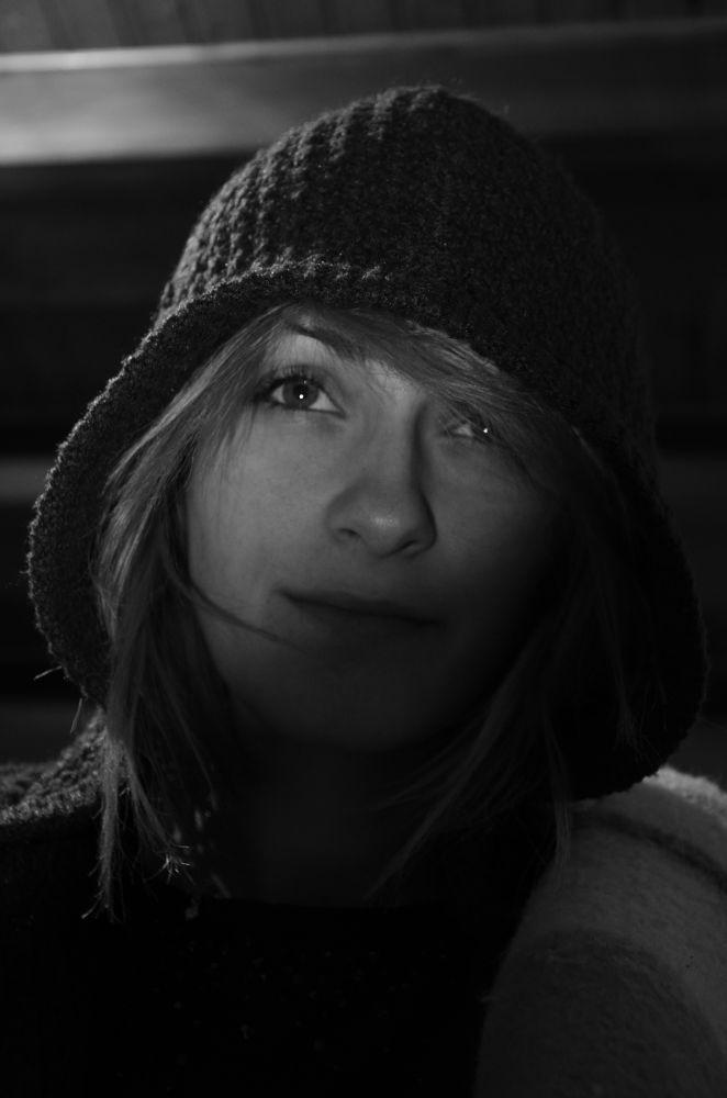 Photo in Random #ypa2013 #black and white #b&w #inspiration #newest #portrait