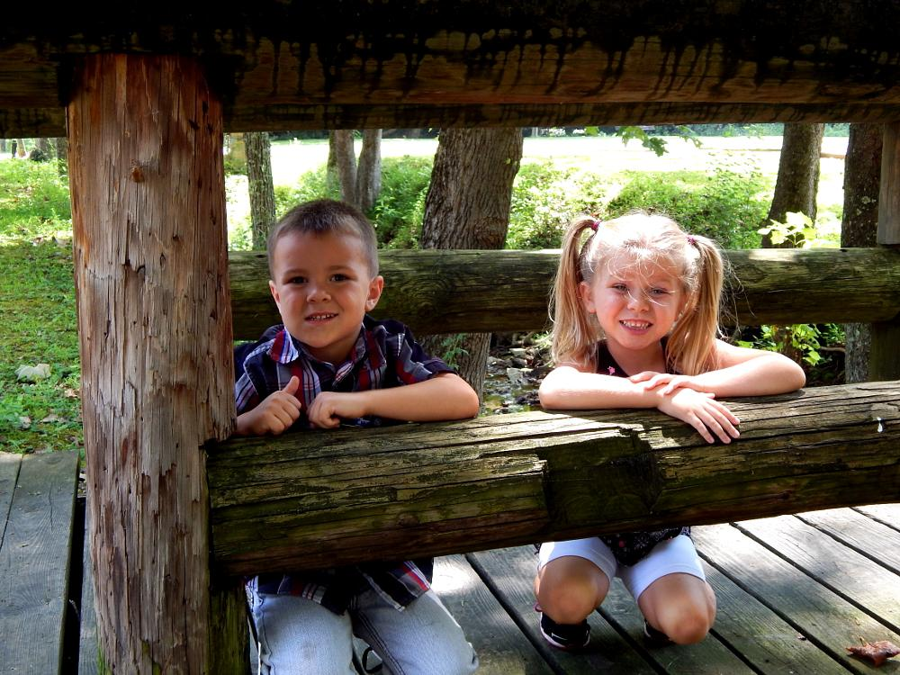 Photo in Family #kids #state park #scenery #west virginia