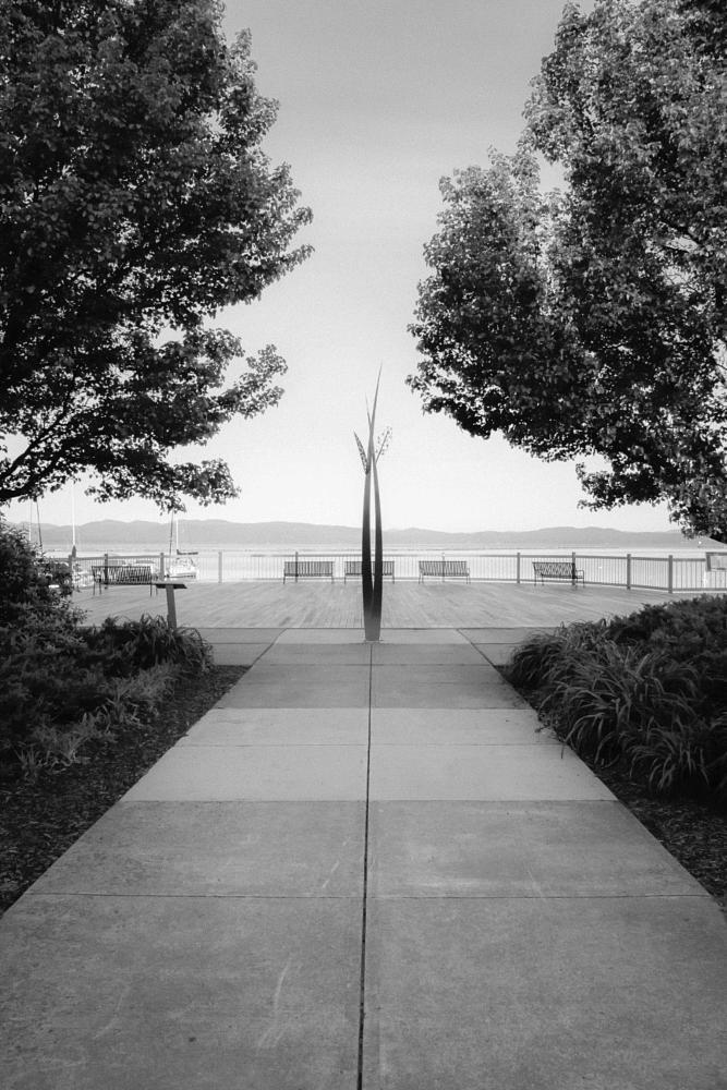 Photo in Architecture #burlington #champlain #park #lake