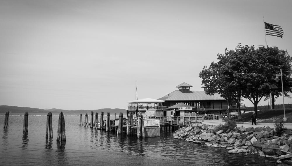 Photo in Landscape #burlington #lake champlain #vermont #usa