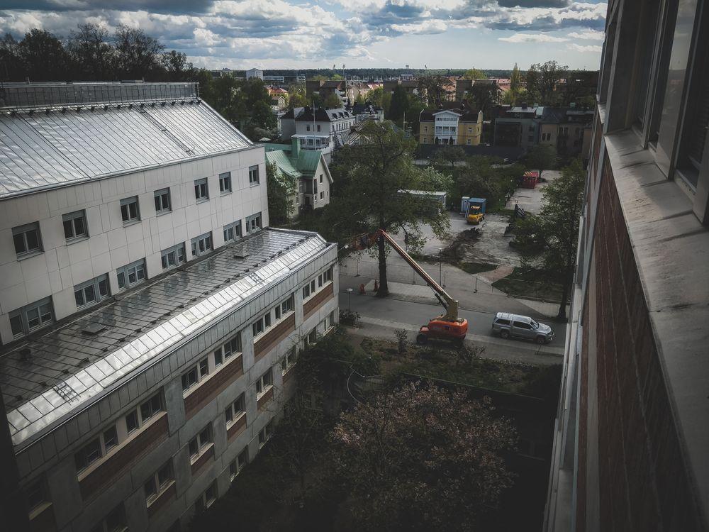 Photo in Random #hospital #örebro