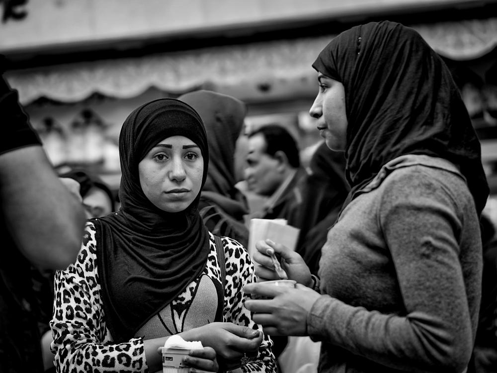 Photo in Street Photography #street photography #black and white #cairo #egypt