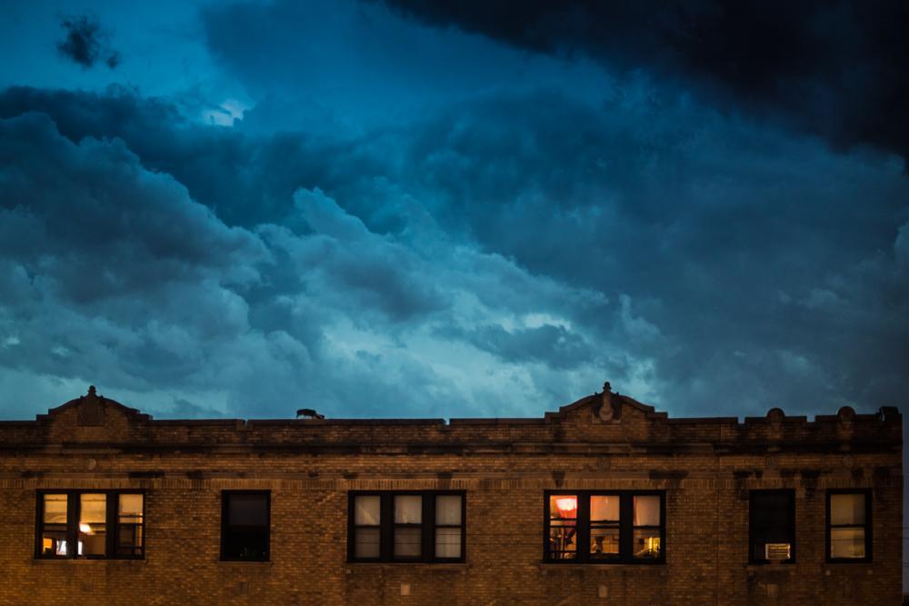 Photo in Urban #chicago #storm
