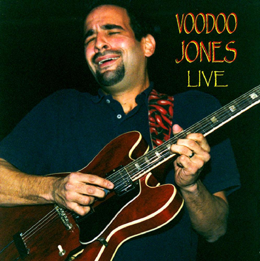Photo in Publicity #voodoo jones #album cover