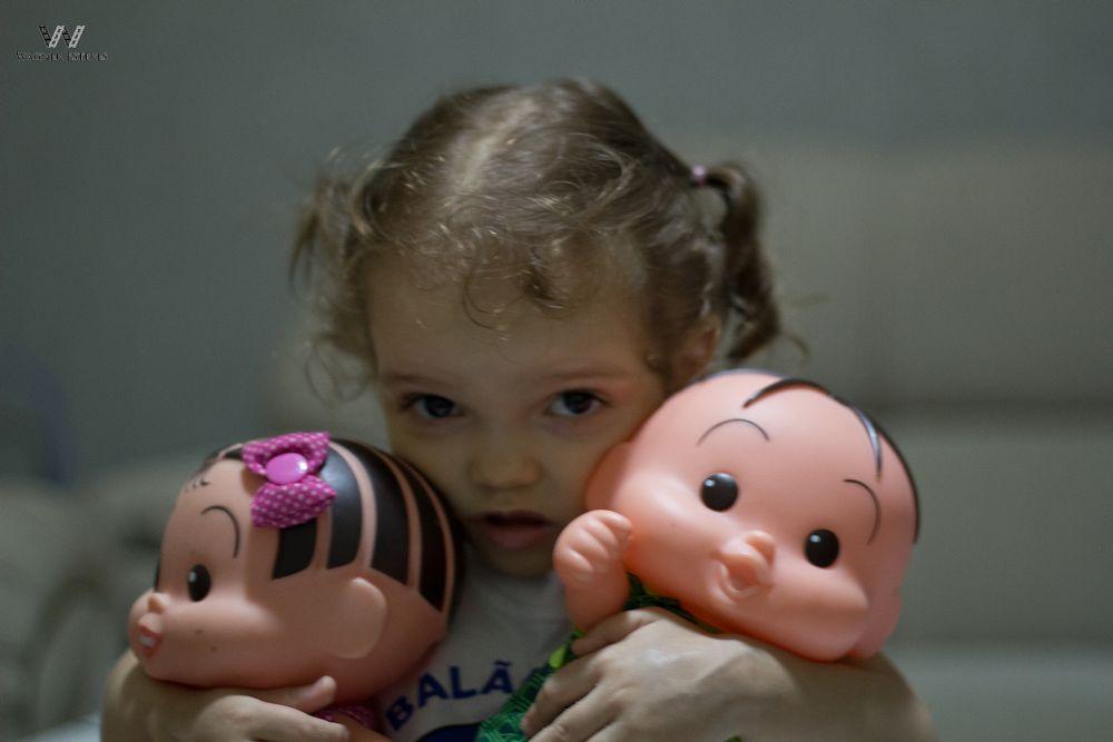 Photo in People #criança #bonecas #niña
