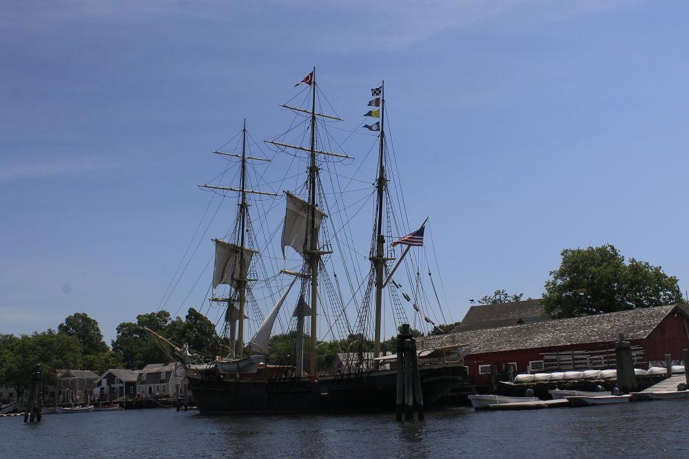 Photo in Vehicle #ship #sailboat #water