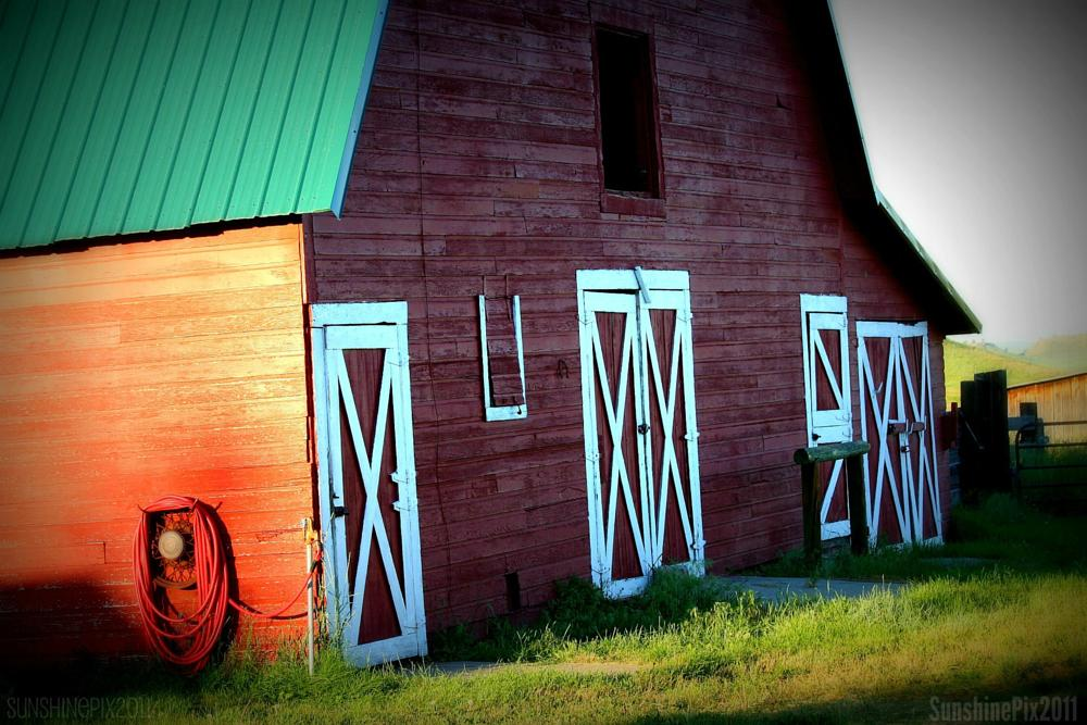 Photo in Architecture #barn #farm #ranch