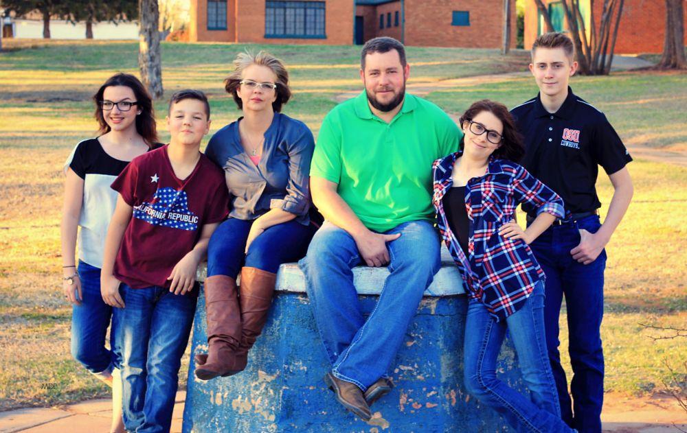 Photo in Portrait #family #portrait #outdoors #ok