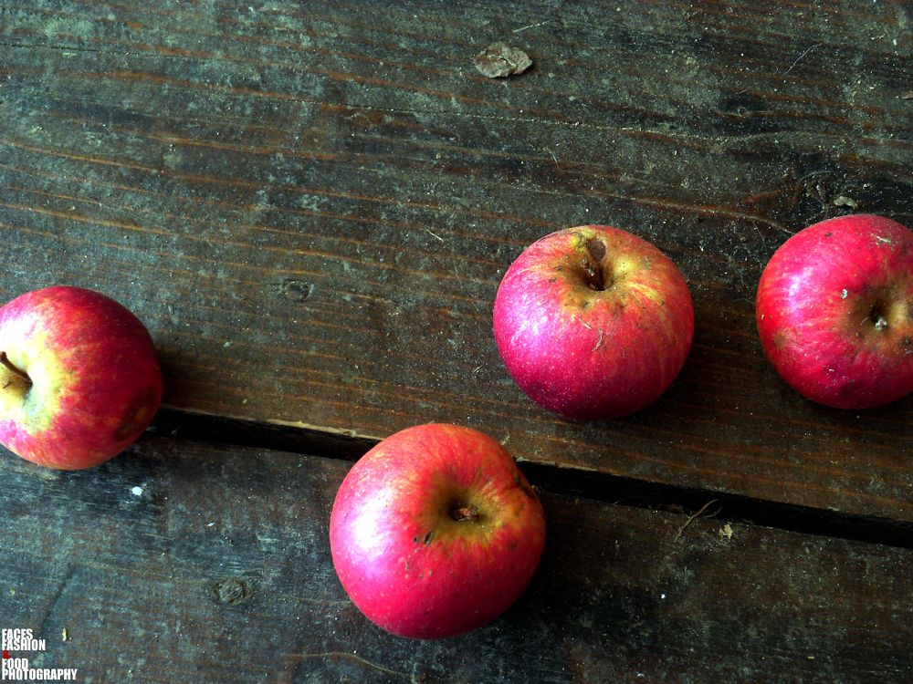 Photo in Food #4 apples in spigno... #spigno monferrato #italy #alessandria #faces fashion & food photograp #richelled photographer #food #still life