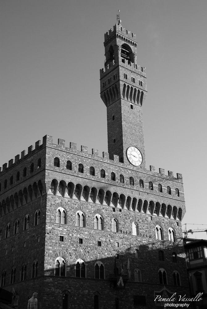 Photo in Black and White #dante #signoria #medici #pamela vassallo photography #tuscany #florence #photo