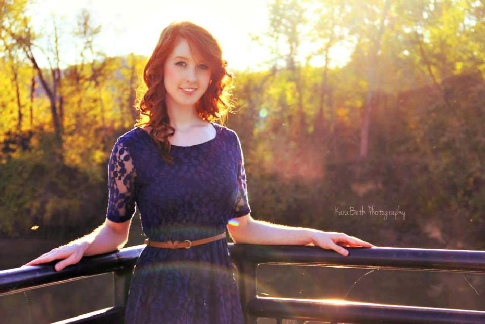 Photo in Random #sunset #redhead #beautiful #girl