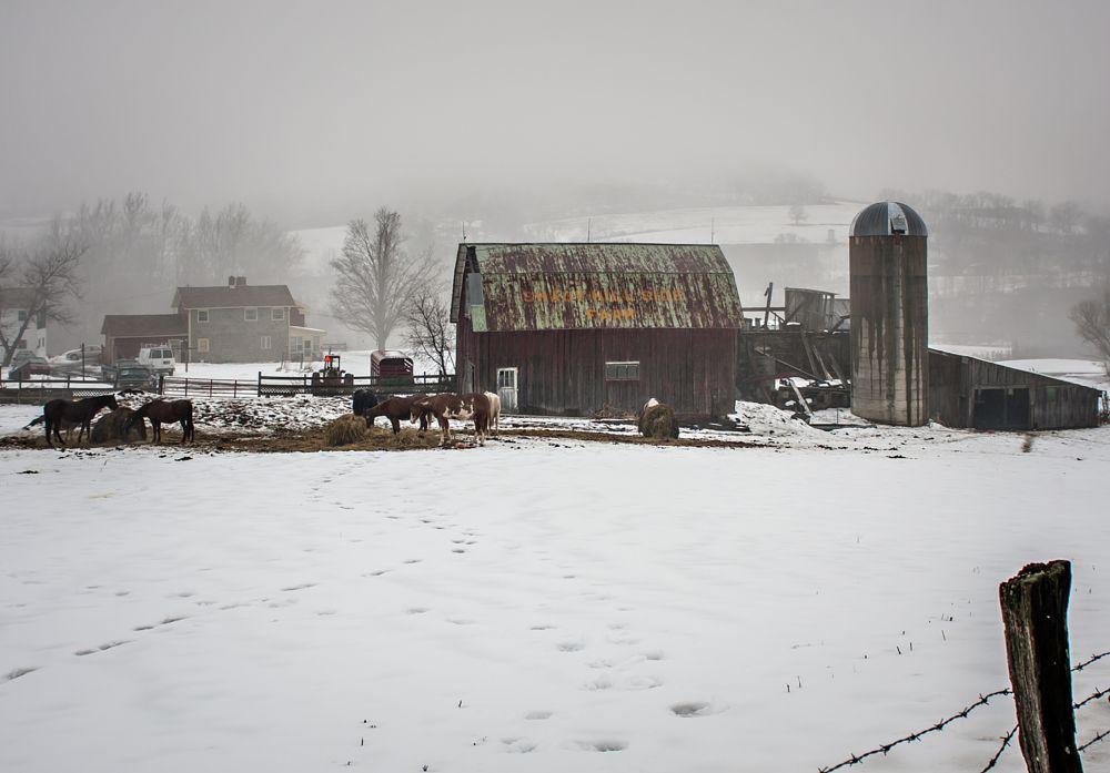 Photo in Rural #farm #barn #agriculture