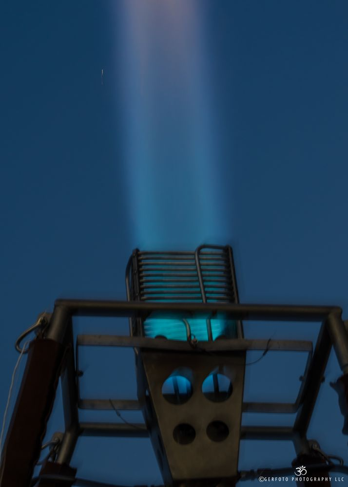 Photo in Travel #big flame #blue flame #burner #fire #fire burner #fire ignition #flame #hot #hot air balloon burner