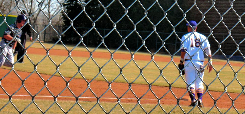 Photo in Sports #baseball #sports #college #college sports