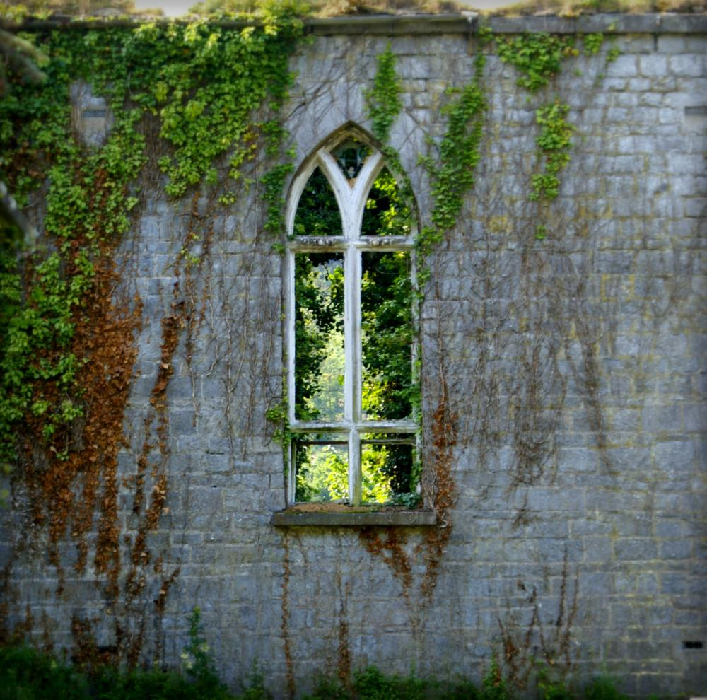 Photo in Landscape #church #window #vintage #landscape #nature