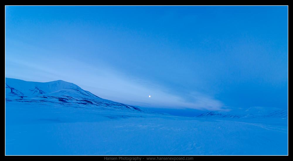 Photo in Landscape #arctic #svalbard #norway #winter #frost #snow #landscape #landscapes #silence #cold