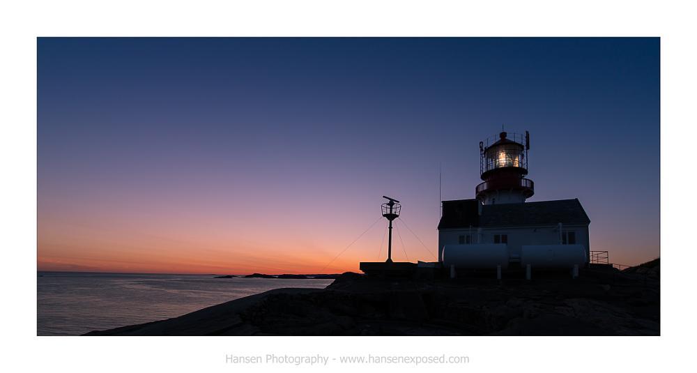 Photo in Landscape #landscape #landscapes #seascapes #nature #colours #lighthouse #norway #lindesnes #sunset