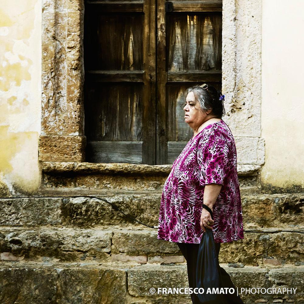Photo in Portrait #sicilia #ritratto #persone