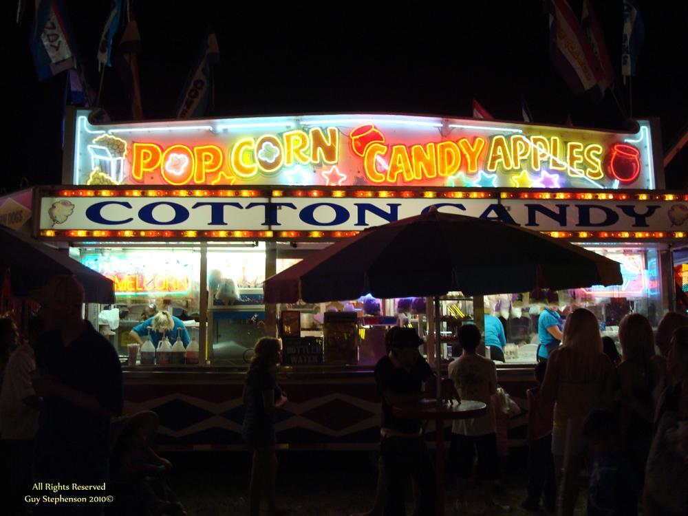 Photo in Random #fair #state fair #boise #idaho #concession #food