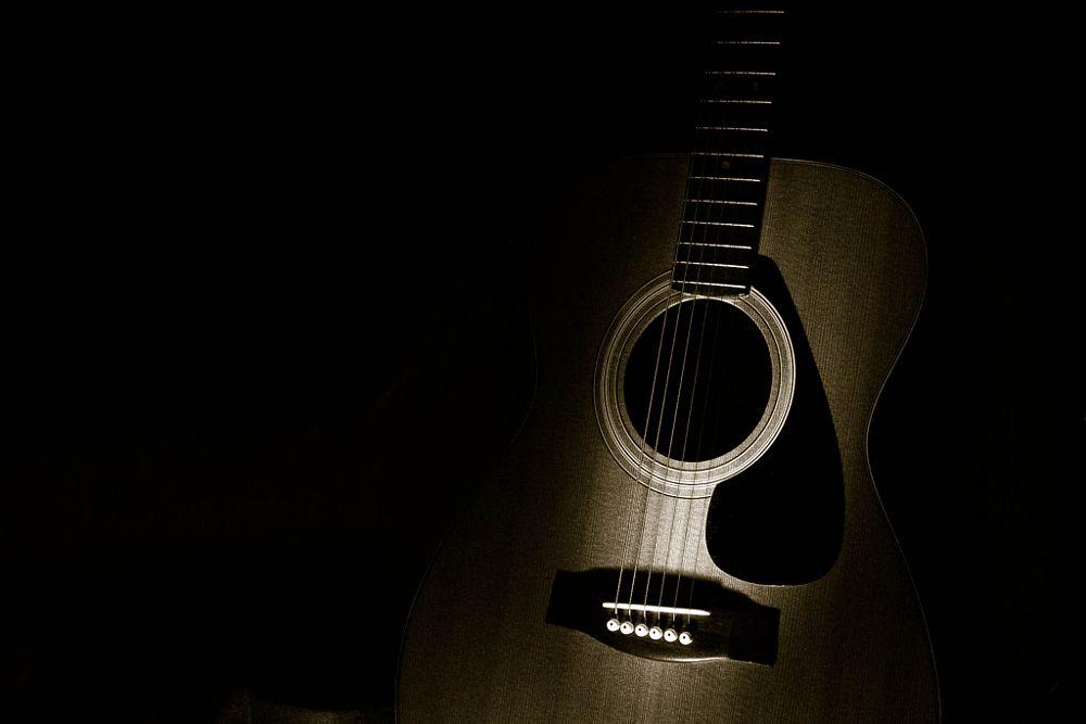 Photo in Still Life #guitar #music #instrument
