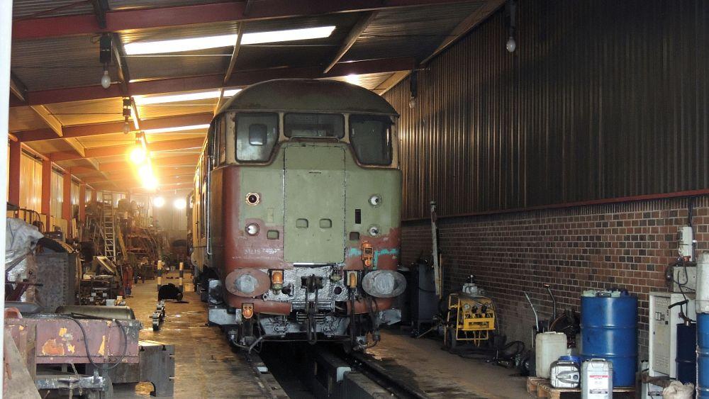 Photo in Vehicle #class 31 - 31108 a1a-a1a diese #class 31 #31108 #class 31 - 31108 #a1a-a1a #diesel electric locomotive #locomotive #diesel #train #butterley