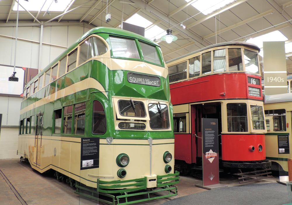 Photo in Vehicle #crich tramway village museum #crich #tram #1930