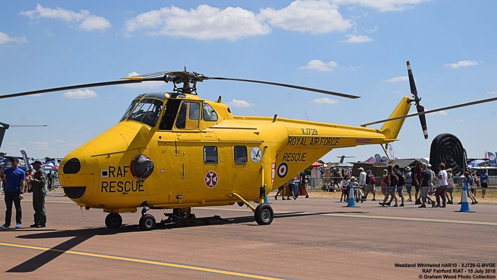 Photo in Vehicle #westland whirlwind har10 #westland whirlwind #westland #whirlwind #helicopter #riat