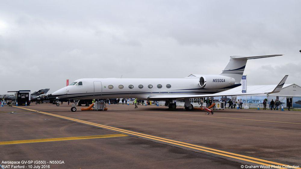 Photo in Vehicle #aerospace gv-sp (g550) - n550g #aerospace #aerospace gv-sp #aerospace gv-sp (g550) #n550ga #jet #aircraft #riat