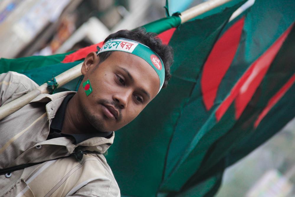 Photo in People #flag #bangladesh #businessman