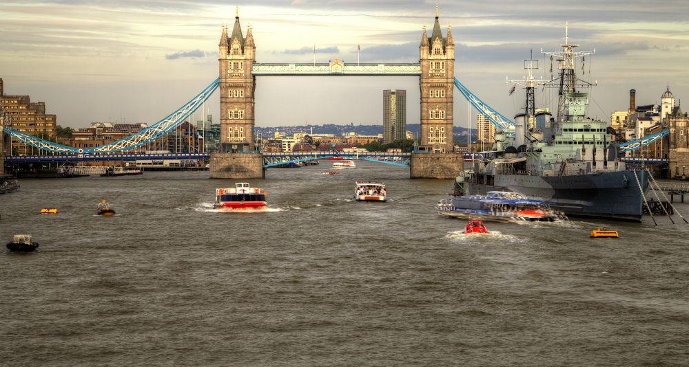 Photo in Travel #tower bridge #uk #england #island #europe