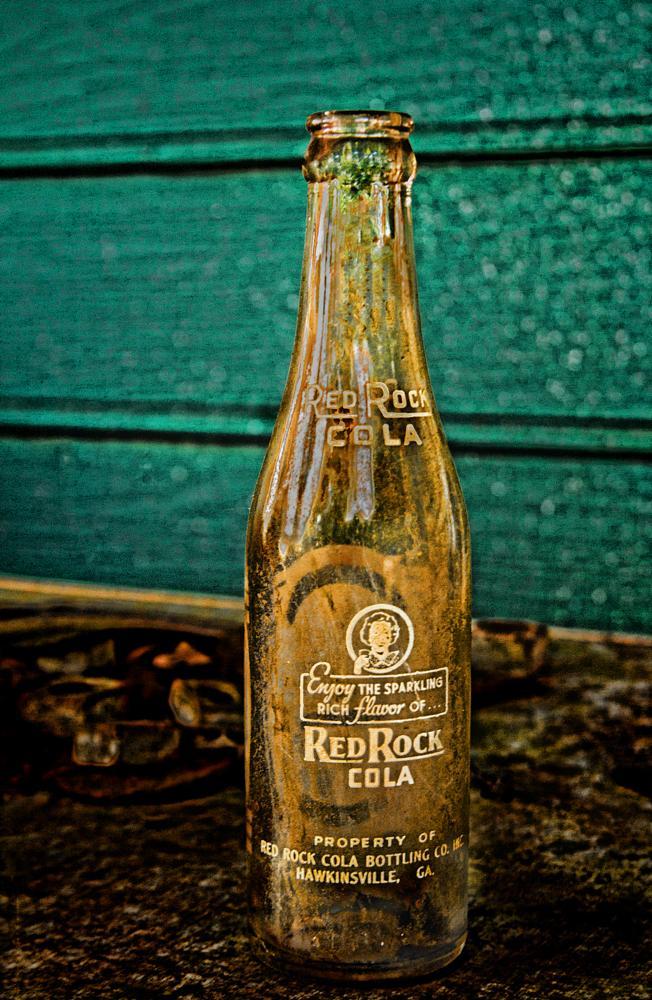 Photo in Macro #bottle #antique #old