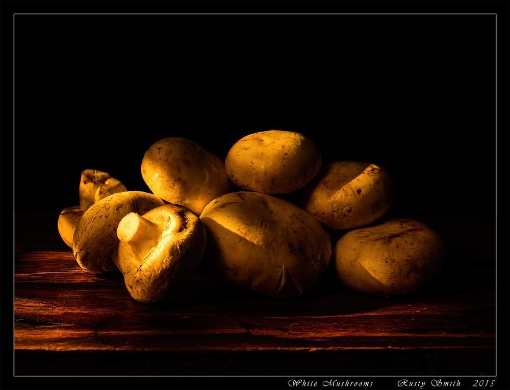 Photo in Food #food #vegetables #mushrooms #still life #fine art