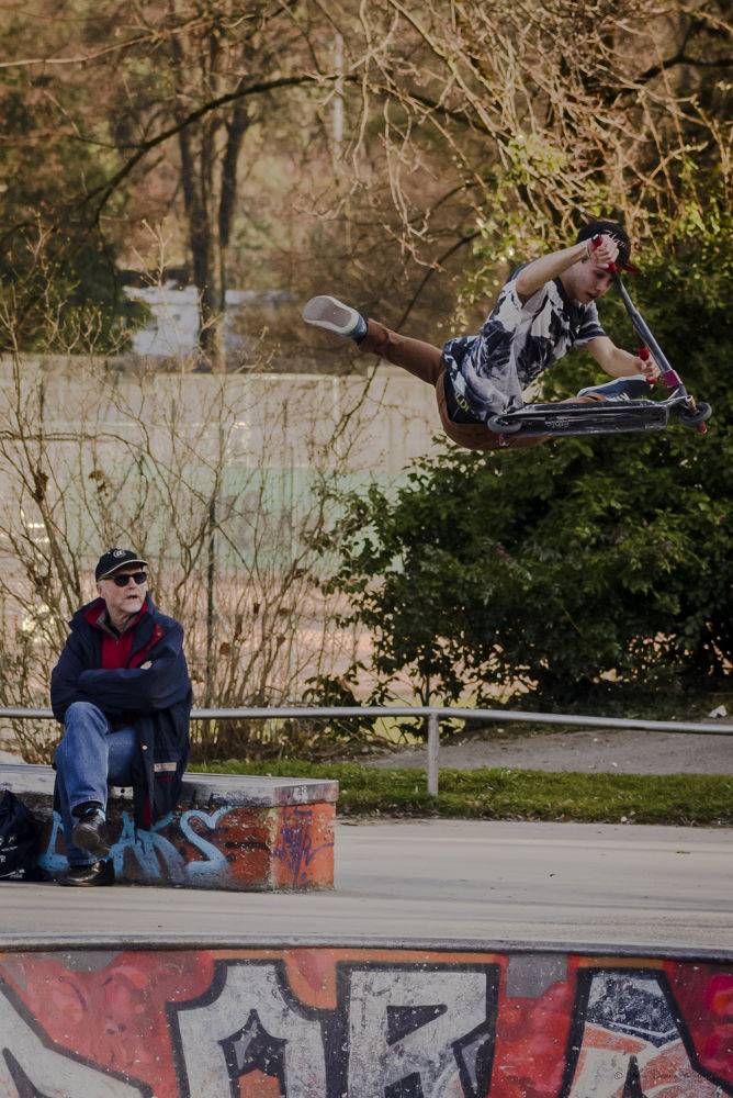 Photo in Sports #bowl #sport #extrem sport #skatepark