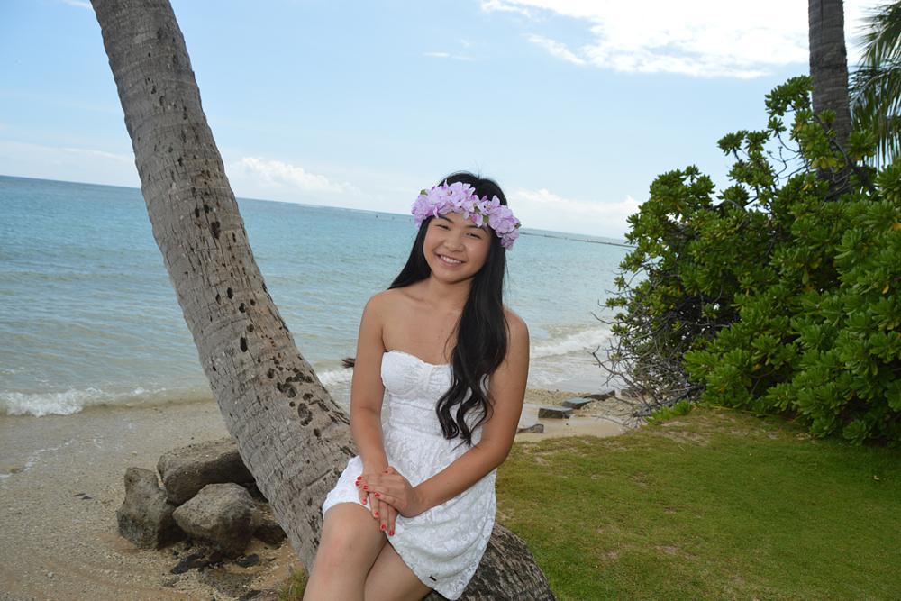 Photo in People #pretty #teen on vacation #honolulu