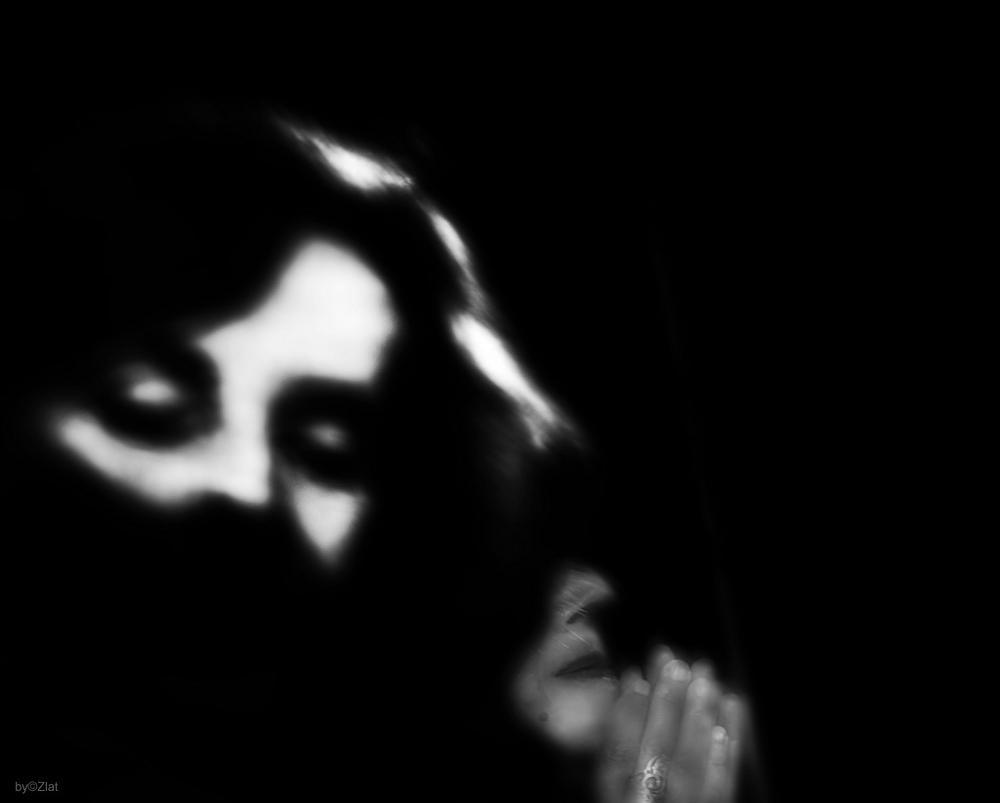 Photo in Black and White #sony #samos #street #b&w
