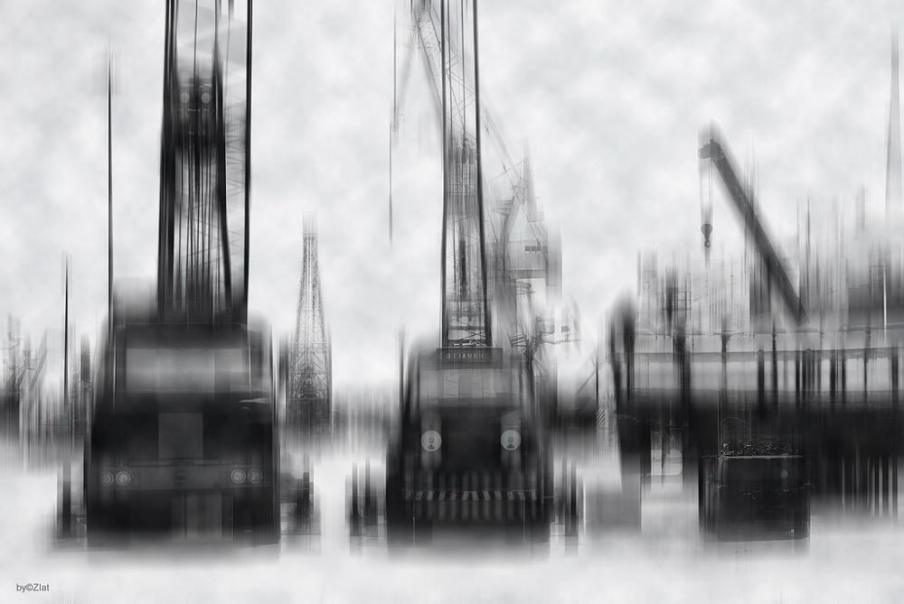 Photo in Black and White #nikon #urban #b&w