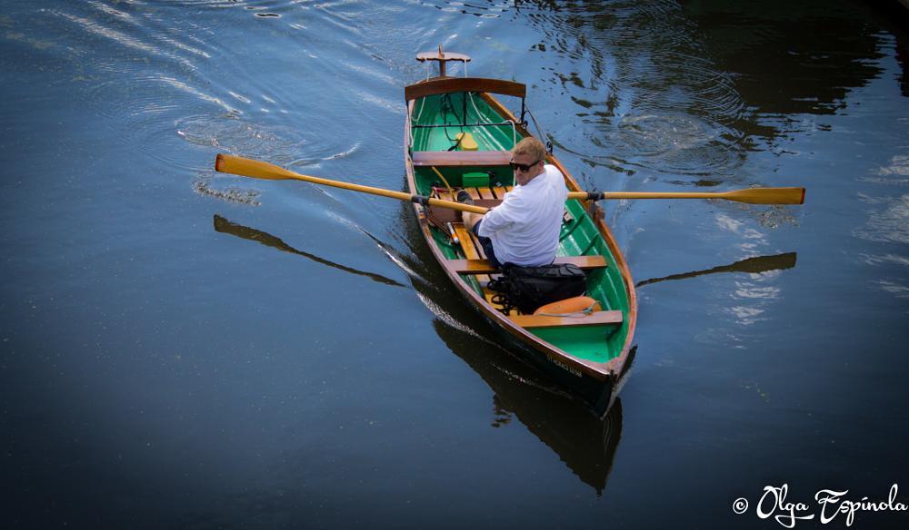 Photo in Still Life #river #rio #boat #barca #canal