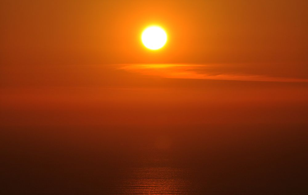 Photo in Nature #sunset #pacific ocean #pacifica