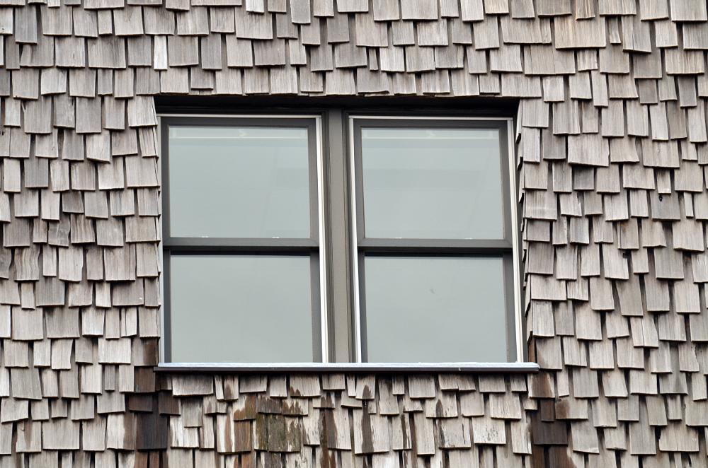 Photo in Architecture #window #beautiful #gray #tiles