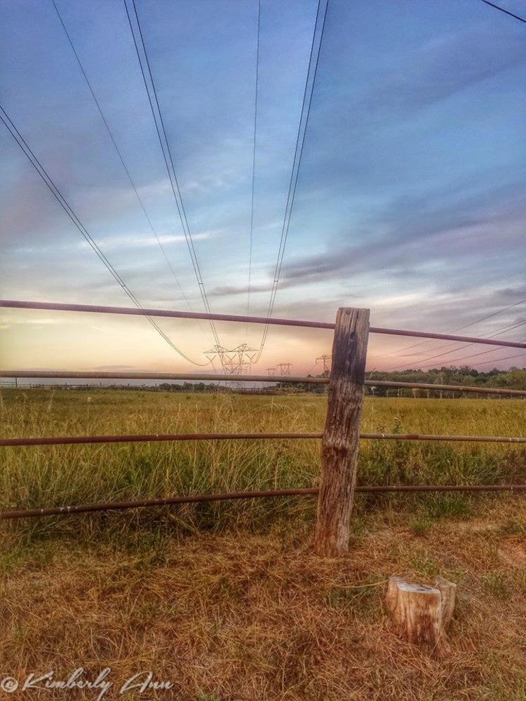 Photo in Landscape #power #sunset #land #godscountry #nature
