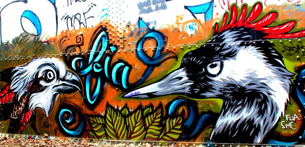 Photo in Urban #grafiti #art #painting