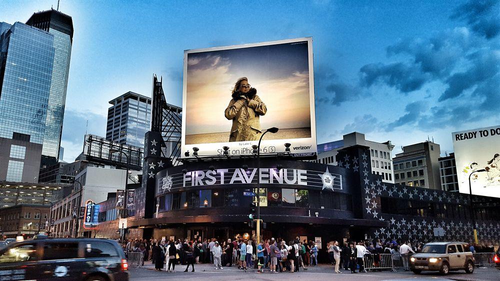 Photo in Street Photography #prince #minnesota #minneapolis #music #talent #legend