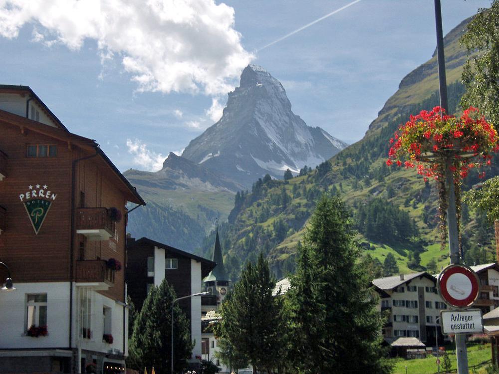Photo in Landscape #switzerland #zermatt #matterhorn #landscape #europe #scenic #country #travel #vacation #place