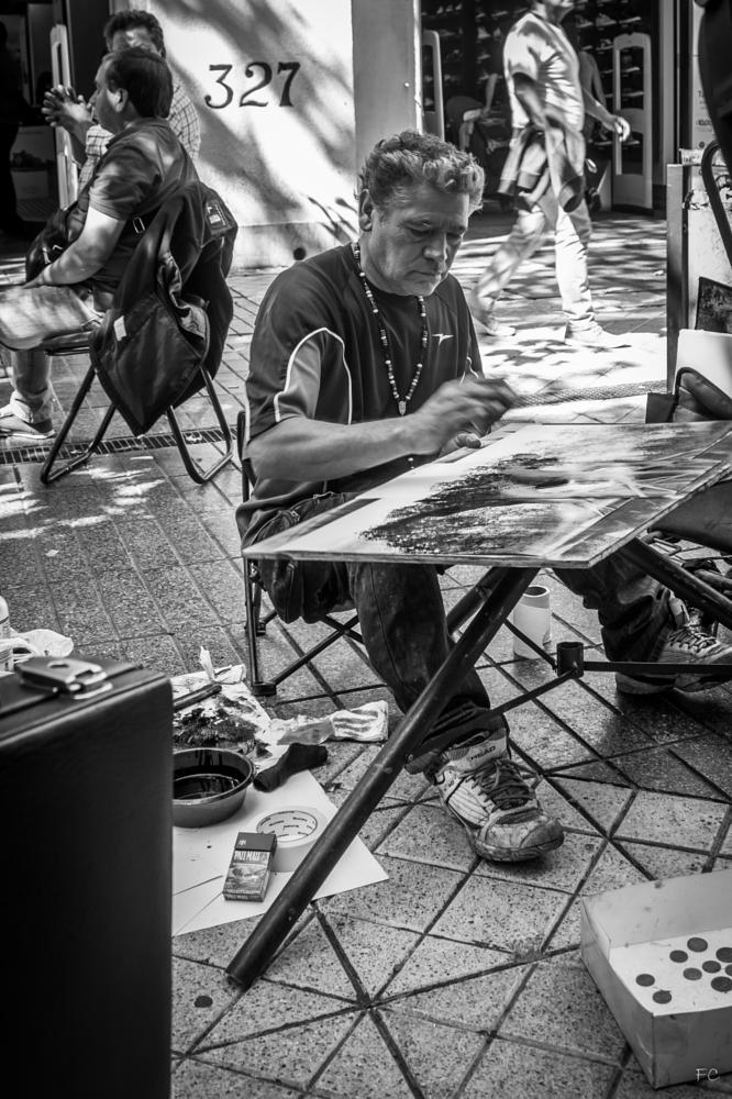 Photo in Street Photography #santiago de chile