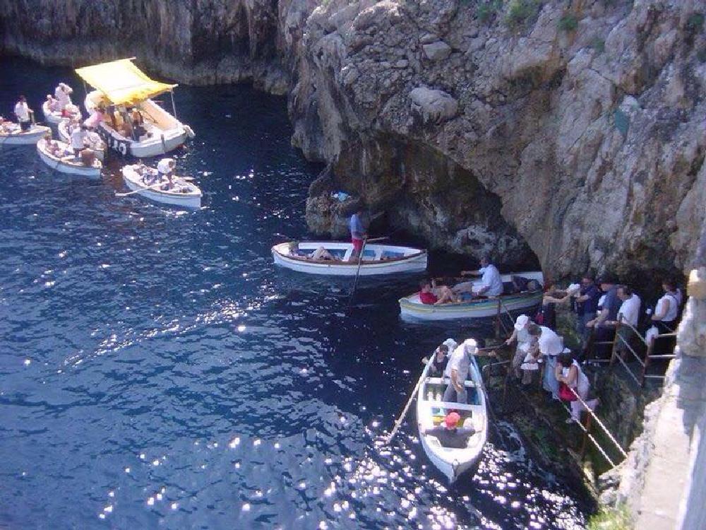 Photo in Landscape #italy #capri #grotta azzurra #napoli