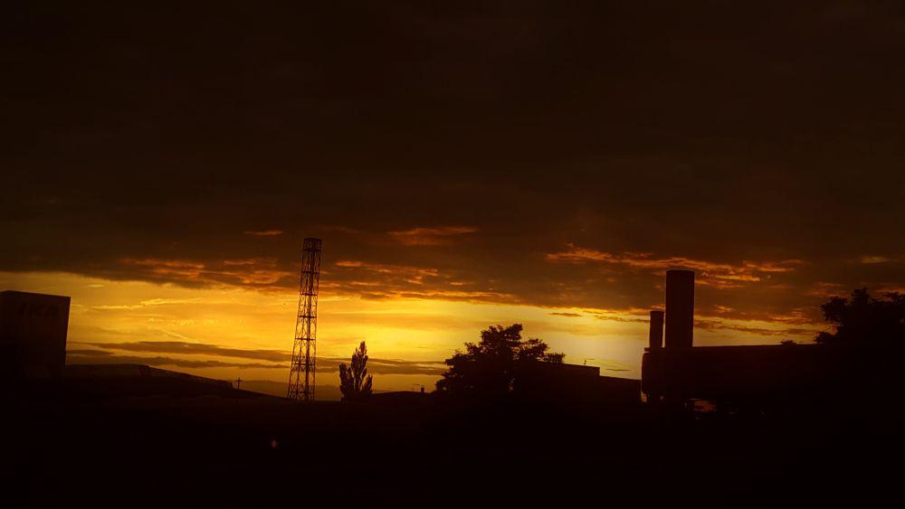 Photo in Nature #hdrsunsetsonnenuntergang