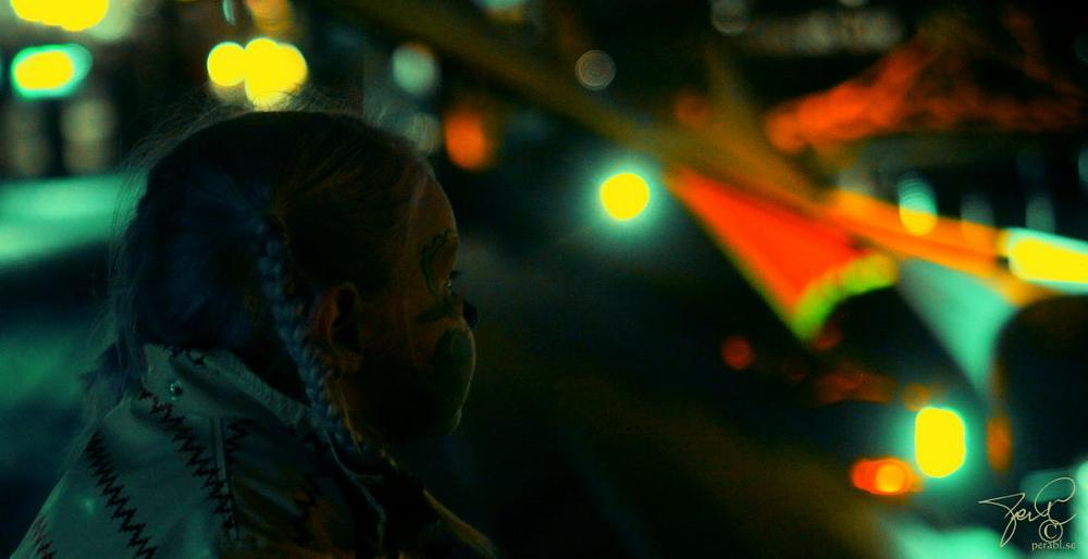 Photo in People #people #city #lights